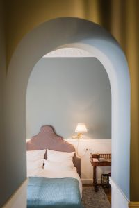 Cozy hotelrooms in a historical building  - Kabinett Zimmer