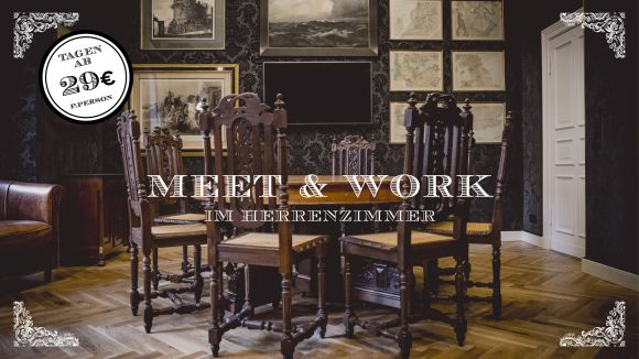 Meat & Work Deals - your meeting in the study