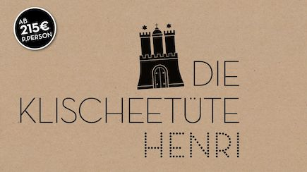 the Cliche bag - for Hamburg lovers