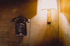 Hotel Cult - Memories of Hotel Bogota Berlin - the phone booth