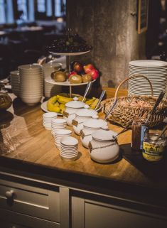 Breakfast in the Kontor Kitchen at Henri Hotel