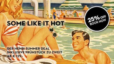 Sommer Spezial - Some like it hot