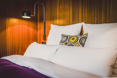 Bedding at Henri Hotel Duesseldorf