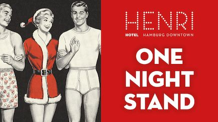 One night stand with HENRI