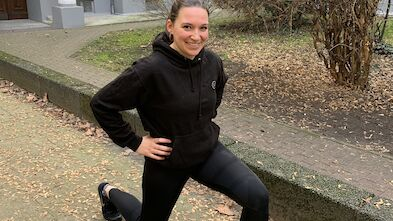 HENRI's Friend: Ilka Holzhauer - Joggen with the host